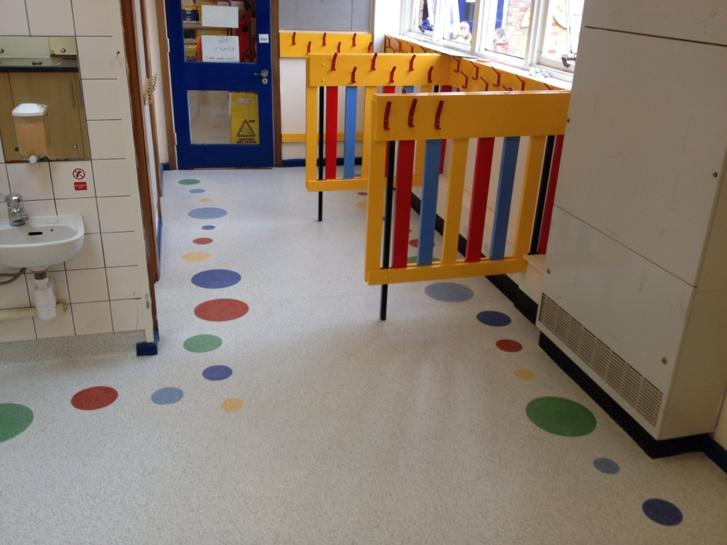 Photo gallery of floors installed by folkspur flooring for Classroom floor